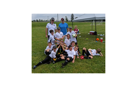 2019 West Niagara Cup Champs BU10