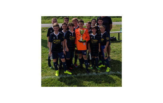 2019 West Niagara Cup Champs BU12